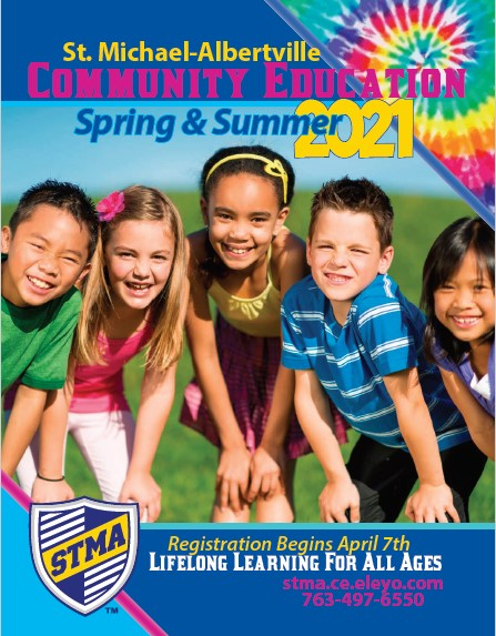 Spring & Summer Brochure Cover Image