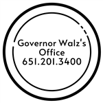 Governor Walz Phone