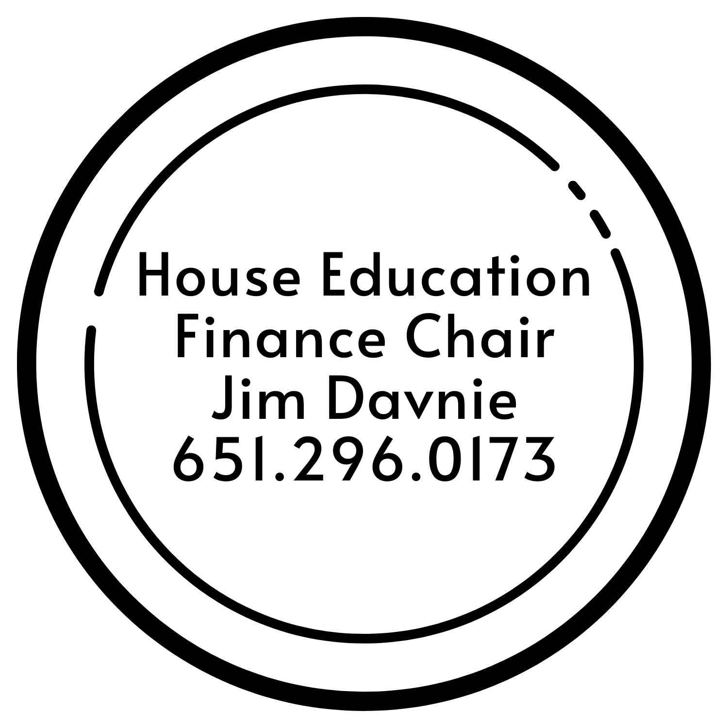 house finance chair