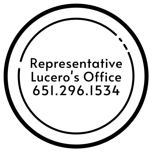 Representative Lucero Phone