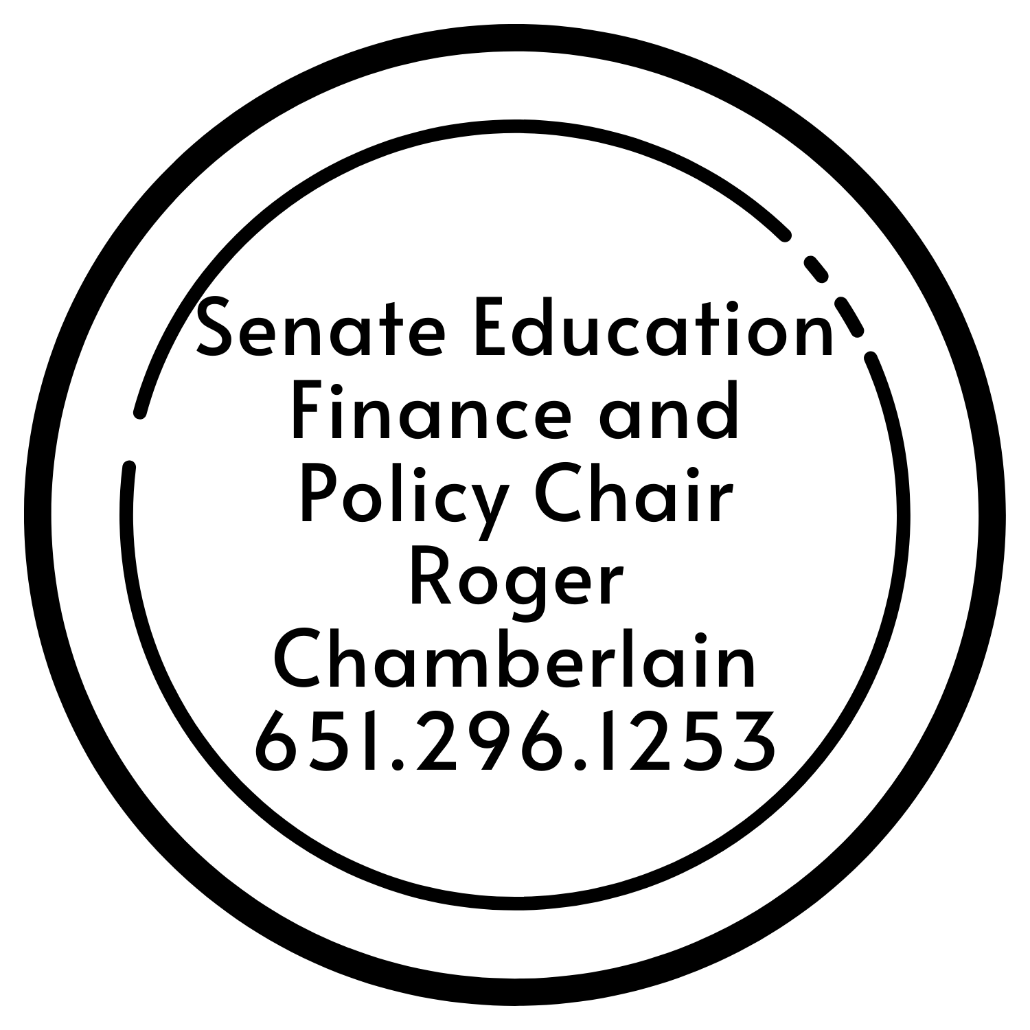 senate chair