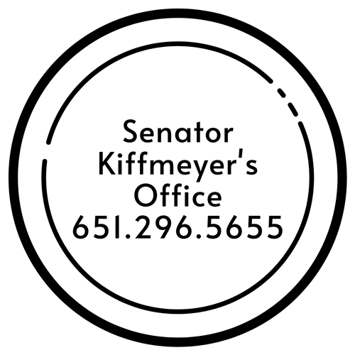 Senator Kiffmeyer Phone