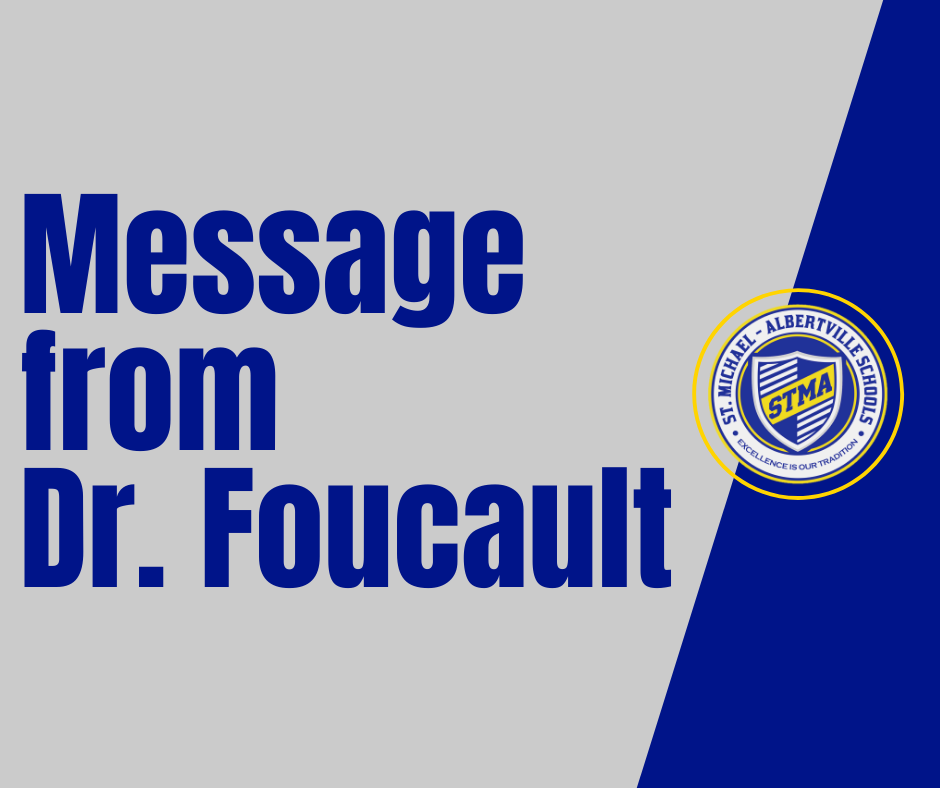 Message to Families Regarding February 9 Incident in Buffalo, MN