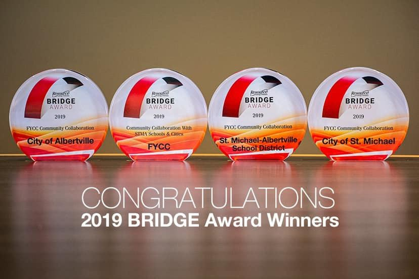 Bridge Award Presented to STMA