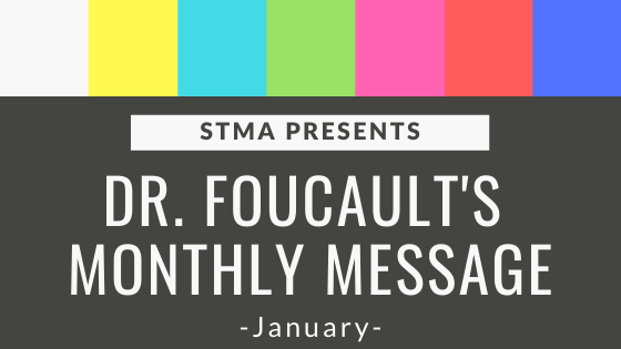 Click Here for a Message from Dr. Foucault