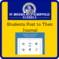 How to Post to Your Journal - Students